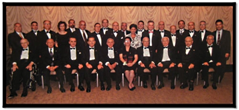 50th Anniversary Convention - Federation's Past Presidents